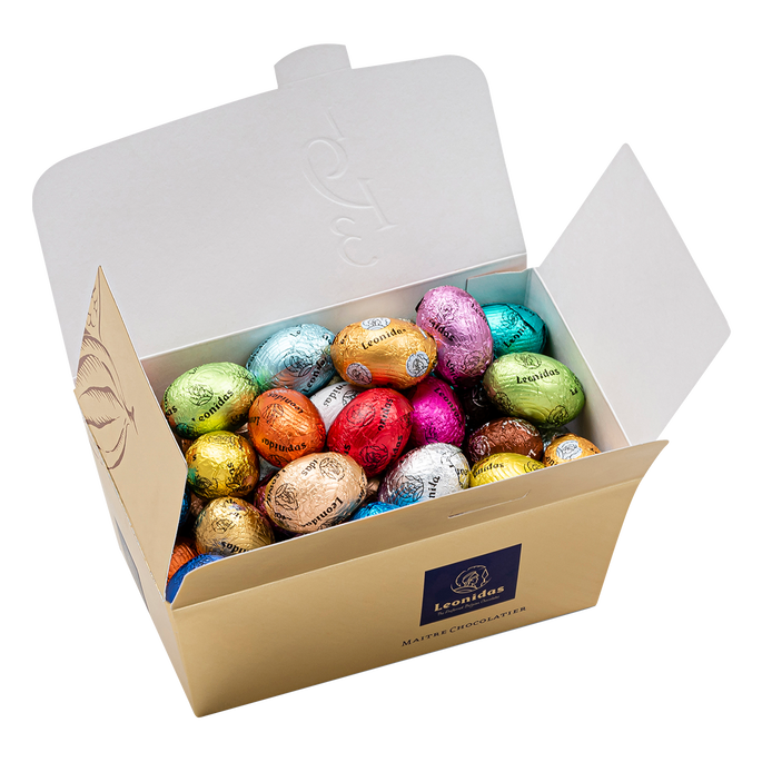 Leonidas Ballotin of Easter eggs - 1kg