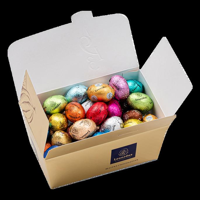 Leonidas Ballotin of Easter eggs - 750g