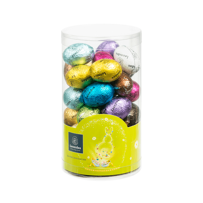 Leonidas Cylindre petits oeufs - 350g