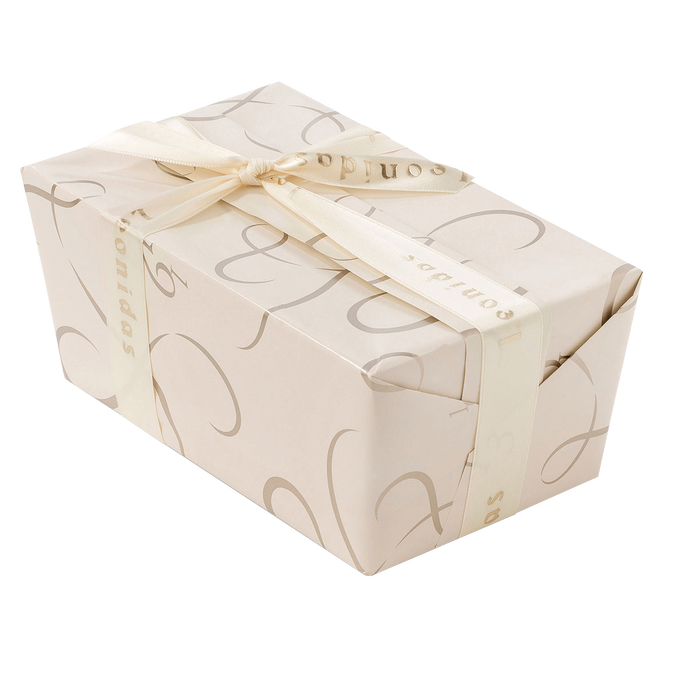 Leonidas Ballotin Chocolat Blanc, 250 g