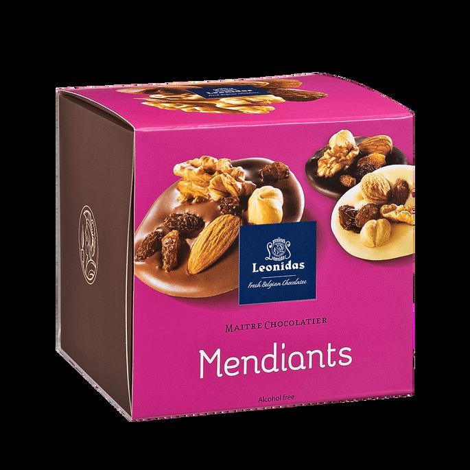 Leonidas Cube of Mendiants, 200 g