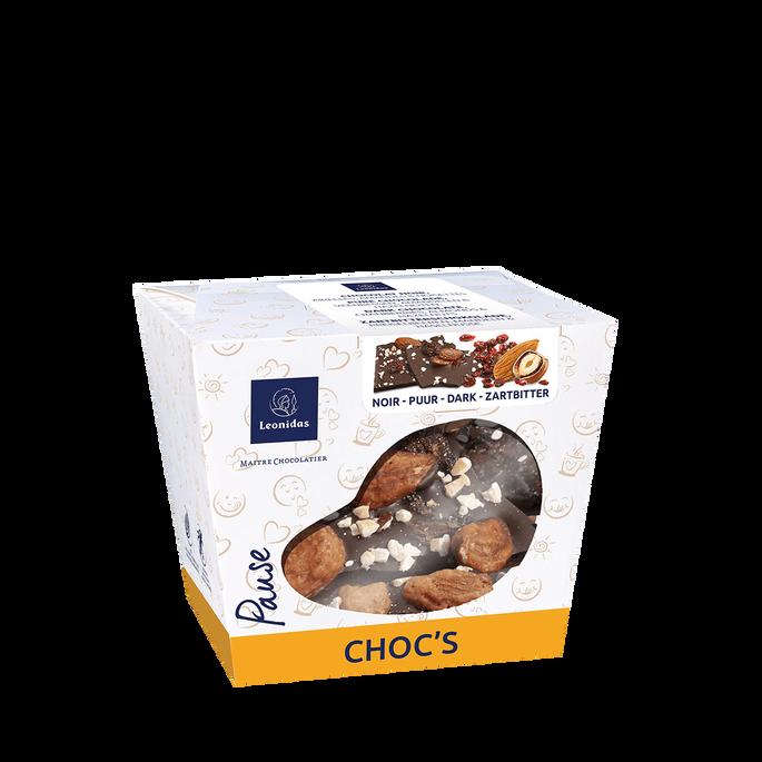Leonidas Box of Dark Chocolate and Cranberry Choc's, 300 g