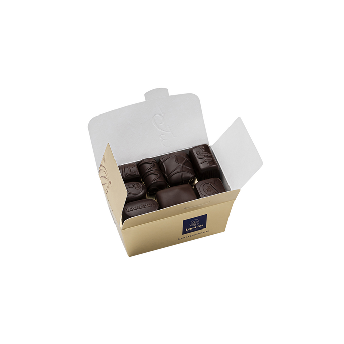 Leonidas Ballotin of Dark Chocolate, 250 g
