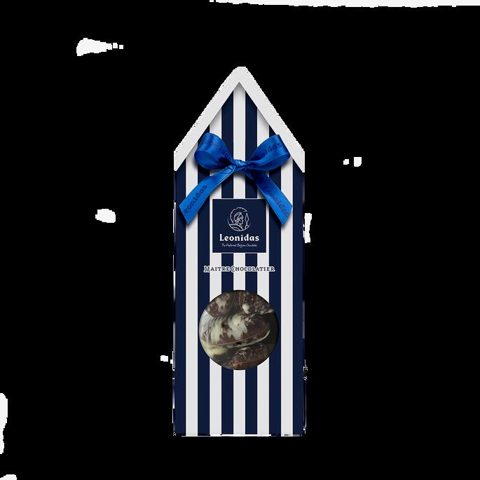 Leonidas Strandcabine 250g