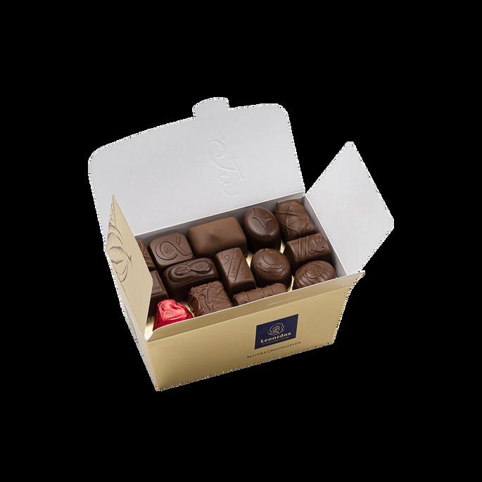 Leonidas Ballotin Chocolat au Lait, 500 g