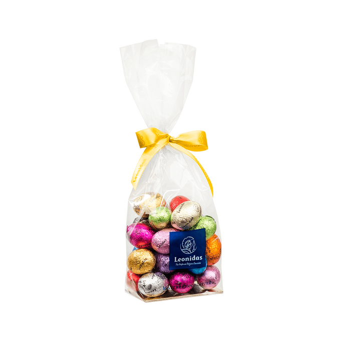 Leonidas Cello bag with mix of Easter eggs - 330g