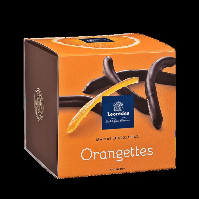 Leonidas Cube of Orangettes, 200 g